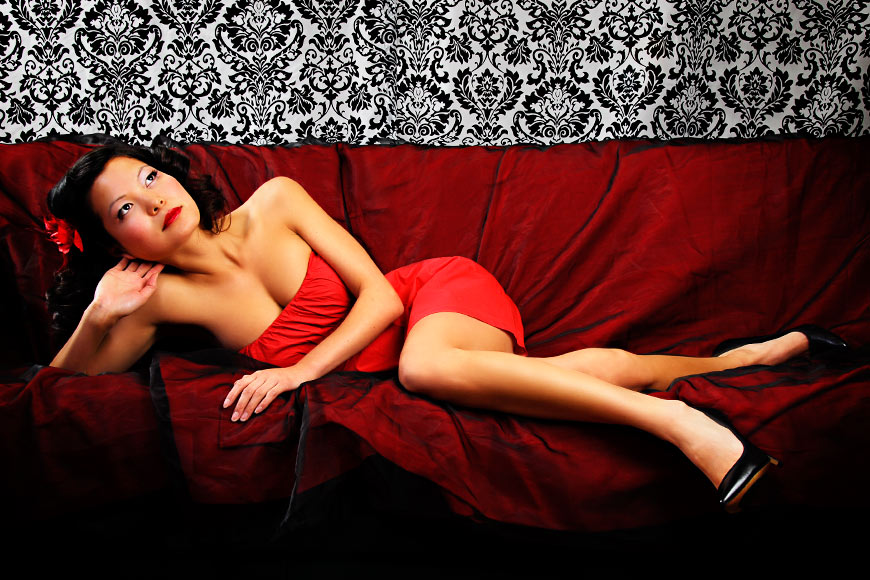Classic Pinup Photography